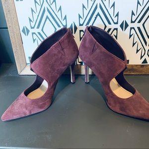 BCBGeneration heels burgundy/maroon
